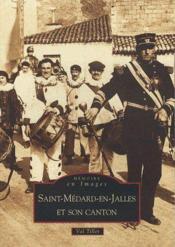 Saint-Médard-en-Jalles et son canton - Couverture - Format classique