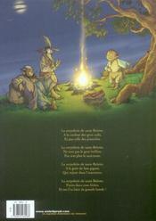 Le grimoire de féerie t.2 ; le grand pouvoir - 4ème de couverture - Format classique