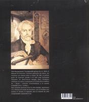 Bracquemont/Goncourt - 4ème de couverture - Format classique