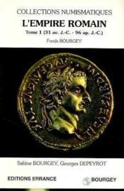 L'Empire Romain T.1 - Couverture - Format classique
