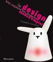 Design mode d'emploi - Couverture - Format classique