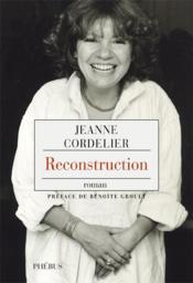 Reconstruction - Couverture - Format classique