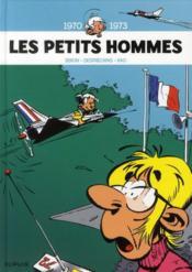Les Petits Hommes ; INTEGRALE VOL.2 ; 1970-1973 - Couverture - Format classique