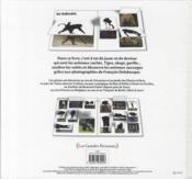 Les animaux sauvages - 4ème de couverture - Format classique