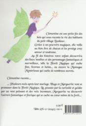 La petite fée Clémentine t.3 ; la forêt magique - 4ème de couverture - Format classique