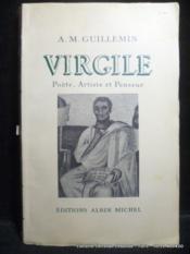 Virgile. Poète, Artiste et Penseur - Couverture - Format classique