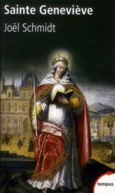 Sainte Geneviève - Couverture - Format classique