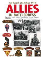 Les alliés sous l'uniforme anglais - Couverture - Format classique