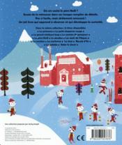 Ou est caché le Père Noël ? - 4ème de couverture - Format classique