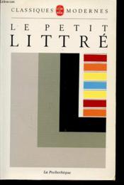Le Petit Littre - Couverture - Format classique