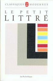 Le Petit Littre - Intérieur - Format classique