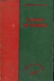La Boite De Pandore. ( The Three Roads ). Collection Sans Jaquette. : Serie Bleme N° 14 - Couverture - Format classique