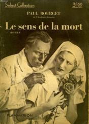 Le Sens De La Mort. Collection : Select Collection N° 46 - Couverture - Format classique