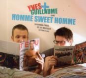 Yves et Guillaume ; qui fait l'homme ? - Couverture - Format classique