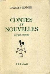 Contes Et Nouvelles. Oeuvres Choisies - Couverture - Format classique