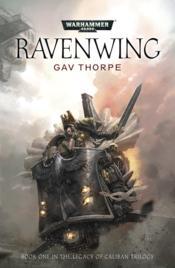 Warhammer 40.000 ; ravenwing - Couverture - Format classique