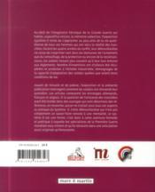 Système D, les robinsons des tranchées - 4ème de couverture - Format classique