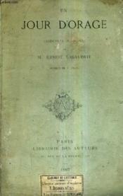 Un Jour D'Orage - Vaudeville En Un Acte. - Couverture - Format classique