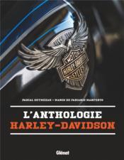 L'anthologie Harley-Davidson - Couverture - Format classique
