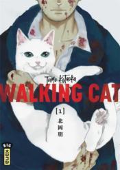 Walking cat T.1 - Couverture - Format classique