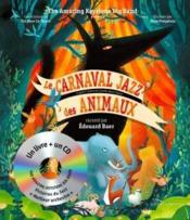 Le carnaval jazz des animaux - Couverture - Format classique