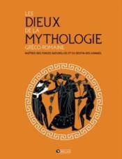 Les dieux de la mythologie gréco-romaine ; maîtres des forces naturelles et du destin des hommes - Couverture - Format classique