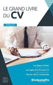 Le grand livre du CV - Couverture - Format classique
