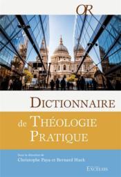 Dictionnaire de théologie pratique (2e édition) - Couverture - Format classique