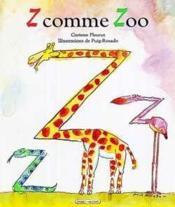 Z comme zoo - Couverture - Format classique