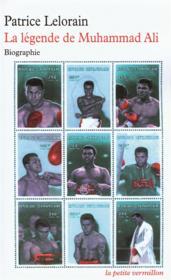 La légende de Muhammad Ali - Couverture - Format classique
