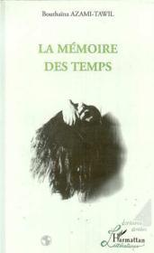 La Memoire Des Temps - Couverture - Format classique