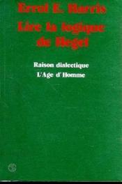 Lire La Logique De Hegel - Couverture - Format classique