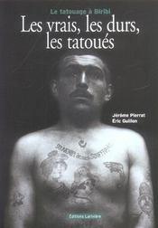 Les vrais, les durs, les tatoues le tatouage a biribi - Intérieur - Format classique