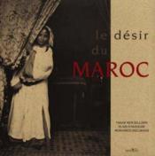 Le desir du maroc - Couverture - Format classique