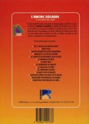 St-Etienne-de-Tinée-Auron : chapelles peintes ; guide du visiteur - 4ème de couverture - Format classique