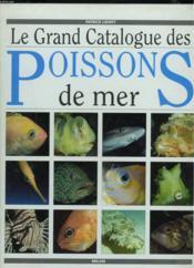 Poissons de mer - Couverture - Format classique