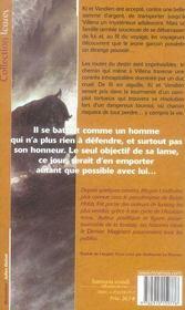 Les séries de ki et vandien t.4 ; les roues du destin - 4ème de couverture - Format classique