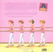 Un jour, je serai ballerine - 4ème de couverture - Format classique