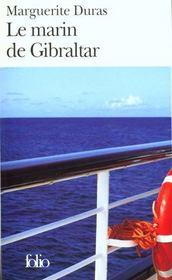 Le Marin De Gibraltar - Intérieur - Format classique