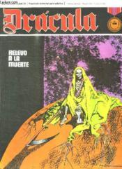 Dracula N° 23. Relevo A La Muerte. Texte En Espagnol. Bande Dessinee Pour Adultes. - Couverture - Format classique