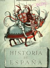 Curso De Historia De España, Grado Superior - Couverture - Format classique