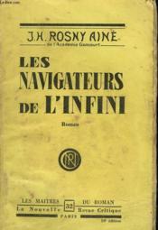 Les Navigateurs De L'Infini - Couverture - Format classique