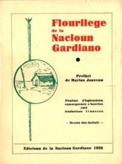 Flourilege de la Nacioun Gardiano. - Couverture - Format classique