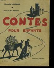 Contes Pour Enfans - Couverture - Format classique