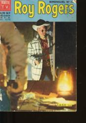 Roy Rogers N°14 - Couverture - Format classique