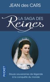 La saga des reines - Couverture - Format classique