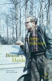 Brand's Haide - Couverture - Format classique