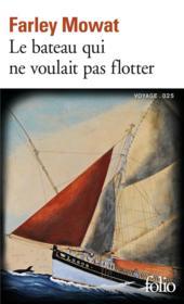Le bateau qui ne voulait pas flotter - Couverture - Format classique