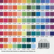 Colorstrology ; ce que votre couleur d'anniversaire dit sur vous - 4ème de couverture - Format classique