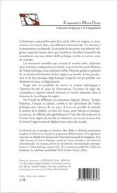 Les islamistes et le monde ; islam, politique et relations internationales - Couverture - Format classique